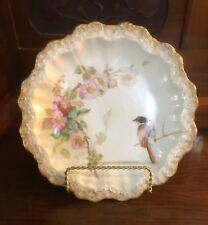 Antique Vintage Limoges France A Lanternier Plate
