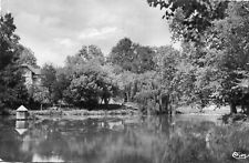 Carte VERRIERES LE BUISSON Un coin du Lac
