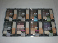 NYC New York Color Individual Eyes Eyeshadow Set Pack of 2 - Choose Your Shade
