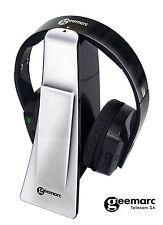 TV-Funk-Kopfhörer Geemarc CL-7400 laut leicht hohe Qualität Fernsehkopfhörer MP3