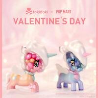 Tokidoki x PopMart Exclusive Unicorno Valentine's Day 2019 Edition Complete Set