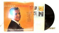 1966 John Gary Choice Vinyl LP 33 RCA Victor Records LSP 3501 Jazz