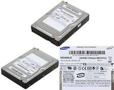 "Samsung SpinPoint T133 400 GB,Internal,7200 RPM,8.89 cm (3.5"") (HD400LD) Hard Drive"