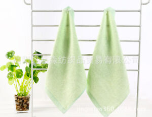 New Towels Bamboo Fiber Soft Hand Face Bathroom Kitchen 1pc Wash Cleaning Cloth