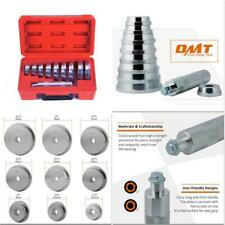 Orion Motor Tech 10pcs Bearing Race and Seal Bushing Driver Install Set 9 Discs