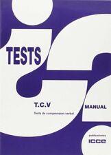 (PACK).1-2.MANUAL+TEST DE COMPRENSION LECTORA ICCE. ENVÍO URGENTE (ESPAÑA)