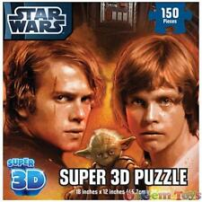 Star Wars Super 3D Cardinal Jigsaw Puzzle 150 Piece
