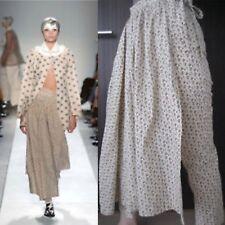 Comme des Garcons Japanese Fashion Designer AD2001 Frilled Skirt Combine Pants
