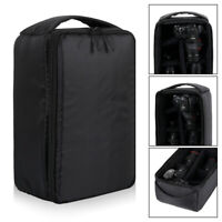 15.6 Inch Multi-functional DSLR Camera Bag Waterproof Video Case for Nikon Canon