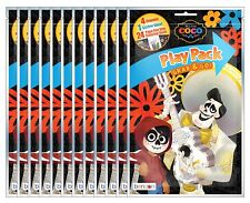 NEW Disney Pixar Coco Grab & Go Play Packs (Pack of 12) - Party Favors, Prizes