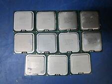 LOT of 11: Intel E2160 Pentium Dual-Core, 1.80GHz/1M/800/06 Processors