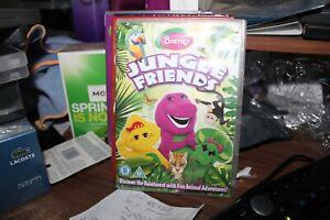 Barney - Jungle Friends (DVD, 2010)used