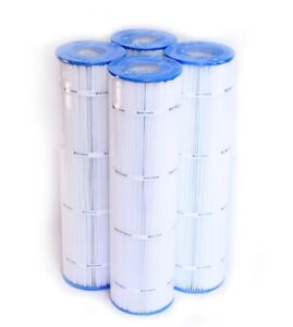 Pool Filter 4 Pack Replacement for Hayward® Swim Clear® C-4025, C4030 & C-4520
