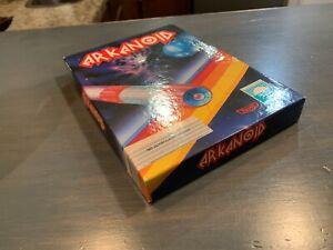 Arkanoid Commodore Amiga Original rarer box Box Tested and works
