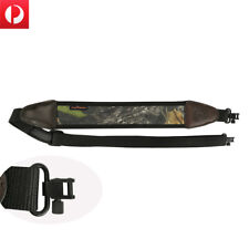 Tourbon Rifle Sling Gun Strap 2 Swivels Adjustable Padded Camo Tactical Shooting