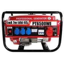 Stromerzeuger 6500WE E-start 3.0kW Dauerleistung NOT-Stromgenerator 4 TAKT NEU