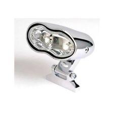 zusatzscheinwerfer motorrad chrom | eBay