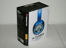 Monster N-Tune HD MH NTU ON C-BL 128521 Candy Blueberry In-Line mic Headphone