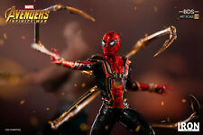 IRON STUDIOS Avengers Infinity War BDS 1/10 Iron Spider SPIDERMAN Statue