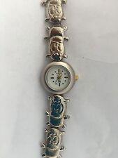 Rojas Women's  Analogue Quartz  ORANGUTAN Bracelet Watch