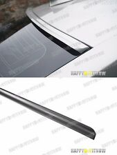 03-10 PAINTED #668 BMW E60 SEDAN SK DESIGN REAR ROOF WINDOW VISOR SPOILER WING
