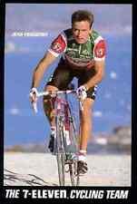 JENS VEGGERBY Team 7 ELEVEN Cycling cyclist cyclisme Hoonved eddy merckx bike