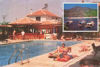 Rare Vintage Lovely Postcard - Hotel St. Nicholas Ölüdeniz-Fethiye - Turkey.