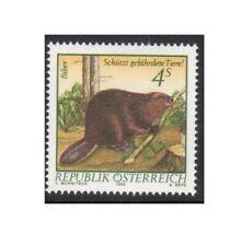 Beaver mnh stamp