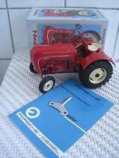 Spielzeug Funktion Blechspielzeug Traktor Schlepper Lanz D2816 1:25 *neu* M Baufahrzeuge & Traktoren