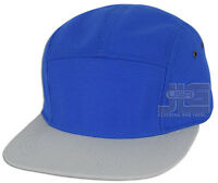 e163c52917eef 5 Panel Camper Hat Cap New Strapback Men Black Adjustable Mens Era Flat S  Racer