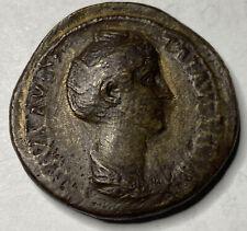 Faustina Ancient Greek Coin #235
