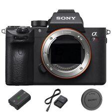 Cámara digital Sony a7R II sin espejo Alpha (solo Cuerpo)