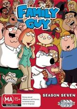 Family Guy : Season 7 (DVD, 2008, 3-Disc Set)
