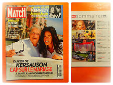 O de Kersauson,cap sur le mariage-Brétigny, train fou-Paris-Match-3348-07/2013
