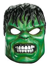 Hulk Mask Child Marvel Comics Brand New
