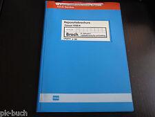 Reparatiebrochure VW Passat B3 35i K-Jetronic / volelektronische ontsteking