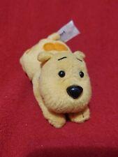 Clifford the Big Red Dog T-bone Plush 2002