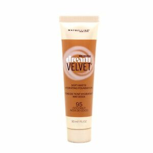 Maybelline Dream Velvet Foundation Soft Matte Hydration Gel [6 Shades Available]
