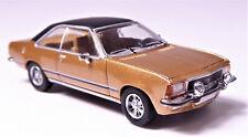 H0 BREKINA PCX87 Opel Commodore B Coupe metallicbraun Premium ClassiXXs # 870038