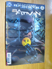 BATMAN #21 REBIRTH. RARE US EXCLUSIVE LENTICULAR VARIANT.