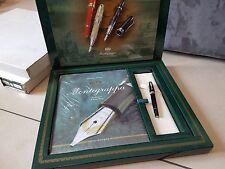 Stylo plume fountain pen vulpen fullhalter MONTEGRAPPA HISTORIA nib writing 鋼筆
