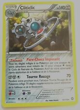 Carte Pokemon  CLITICLIC    73/114   PV 140  HOLO  NEUVE