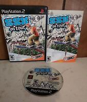 SSX On Tour Sony PlayStation 2 cib Tested