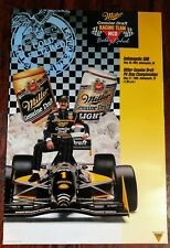 Miller Genuine Draft Racing Team Bobby Rahal Indy 500 1993