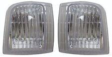 FLEETWOOD BOUNDER 2000 2001 2002 FRONT CORNER PARK LIGHTS LAMPS RV - SET