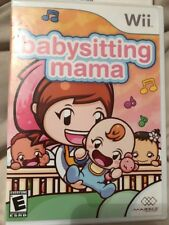 Nintendo Wii : Babysitting Mama Video Games