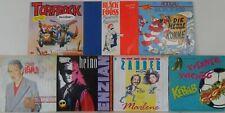 Deutsch Pop Vinyl Bundle Sammlung 7x Maxi-Singles: Torfrock / Remmler / Heino/..