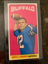 1965 Topps Football SP #36 DARYLE LAMONICA..........NRMT