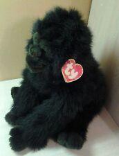 "Vintage Rare 1989 Ty Gorilla George Plush Handmade in Korea  20"""