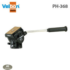 Velbon Pan Head Ph-368 2-way Fluid Video 2369